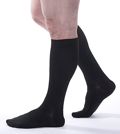 Hot Newborn Toddler Knee High Sock Baby Boy Girl Socks Anti Slip Cute Cat S-M TS