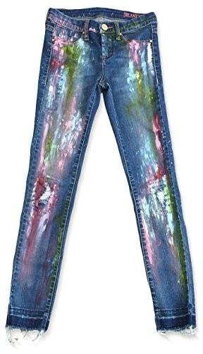 New Womens Leggings Plus Size Ladies Tartan Check Jegging Trouser Pants Nouvelle