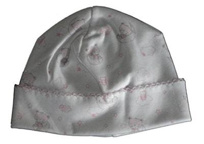 Kissy Kissy Baby Girls Elegant Ellies Print Hat
