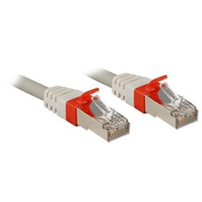LINDY 1 m CAT6 UTP LS0H Snagless Network Cable Grey