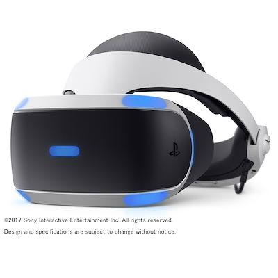 PS VR CUHJ-16003