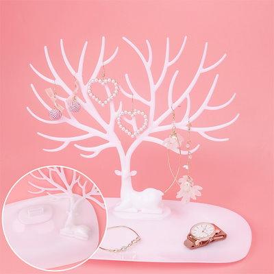 アクセサリー 収納 おしゃれ アクセ スタンド ケース ジュエリー ピアス イヤリング ネックレス ブレスレット 指輪 飾り物 小物 誕生日 母の日  送料無料