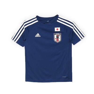 6a3f734352ba41 adidas アディダス CZO76 No 2 サッカー日本代表 ホームレプリカTシャツ No 2 CJ3983 キッズ