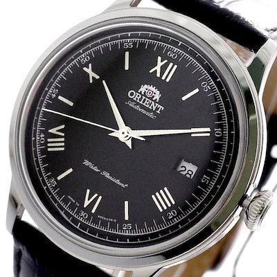 buy popular be5f2 ee9e1 オリエント ORIENT 腕時計 メンズ SAC0000AB0 ブラック