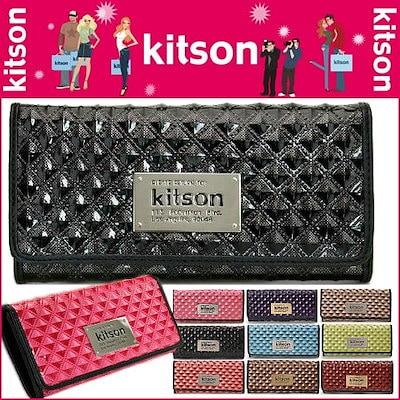6bee5b7c0133 Qoo10] kitson 長財布 : kitson スクエア長財布 キットソン : バッグ・雑貨