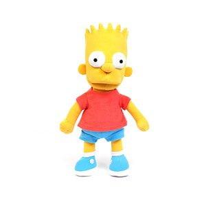 Qoo10 バートシンプソン ぬいぐるみ おもちゃ 知育