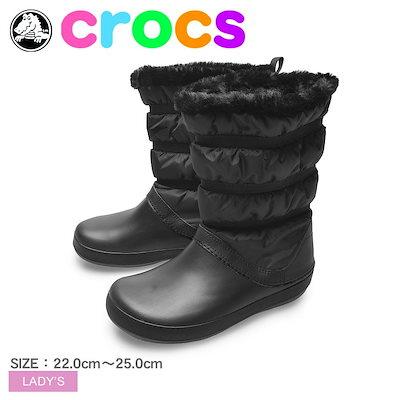 18807ef7510603 CROCS クロックス ブーツ クロックバンド ウィンター CROCBAND ブーツ 205314 レディース
