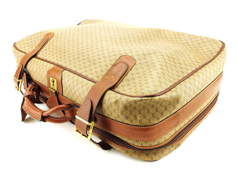 cheap for discount a320f a9c9f Qoo10] グッチ GUCCI ボストンバッグ トランクケース 旅行用 ...