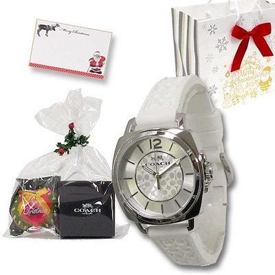 d16d7b087223 クリスマス ギフトセット コーチ 時計 レディース COACH アウトレット ボーイ フレンド ミニ シグネチャー 腕時計 14502093