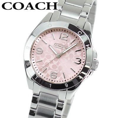 d46469a8fb67 【送料無料】COACH コーチ トリステン ブレスレット レディース 14501782 腕時計 時計 ブランド シルバー ピンク プレゼント