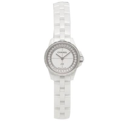 san francisco 5eb80 87163 シャネルシャネル 時計 CHANEL H5237 J12 XS ハイテク 19MM レディース腕時計ウォッチ ホワイト