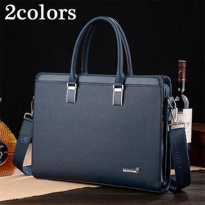 c382153411c8 ショルダーバッグ ビジネスバッグ メンズ ビジネス トートバッグ ブリーフケース リクルートバッグ 就活 鞄 カバン ショルダー