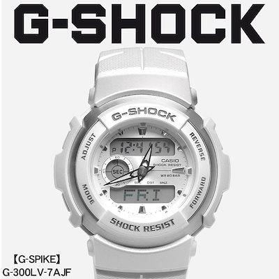 newest 20d50 79947 ジーショック【お取り寄せ商品】 G-SHOCK ジーショック CASIO カシオ 腕時計 ジースパイク G-SPIKE G-300LV-7AJF メンズ