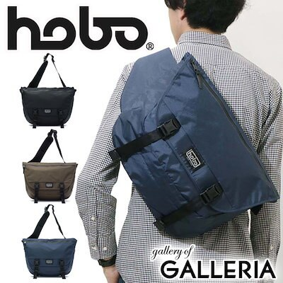 f2bf1f8ebd3e 【セール30%OFF】ホーボー メッセンジャーバッグ hobo Polyester Ripstop with Waterproof Zip  Messenger