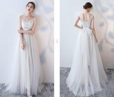 ac9248d68235b チュール ウェディングドレス 白 二次会 花嫁 カラードレス 大きいサイズ ウェディング 白 ワンピース ドレス ロングドレス