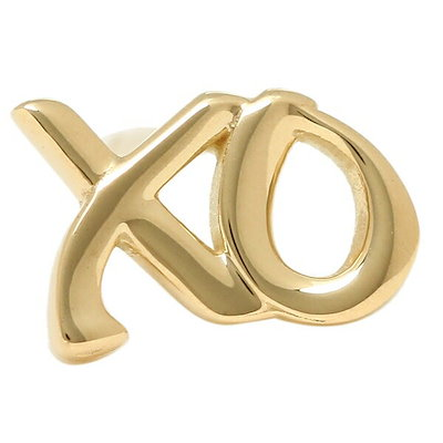buy popular a58a8 5069a ティファニー ピアス アクセサリー TIFFANY&Co. 60570353 パロマピカソ グラフィティ ラブ&キス シングルピアス 片耳 レディース  ゴールド