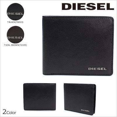 5d3bd582336a DIESEL ディーゼル 財布 二つ折り財布 HIRESH S X03925 PR271 メンズ