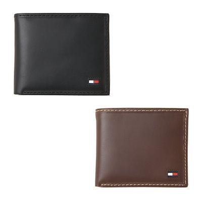 on sale 7b346 85f40 トミーヒルフィガートミーヒルフィガー 財布 メンズ TOMMY HILFIGER 二つ折り 財布 31tl25x014