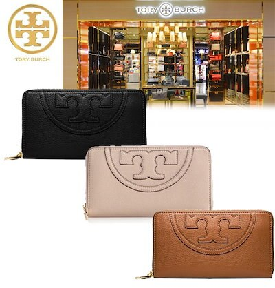 2a74d0e939 最安値挑戦中♪🔥TORY BURCH ☆ ALL-T ZIP CONTINENTAL WALLET