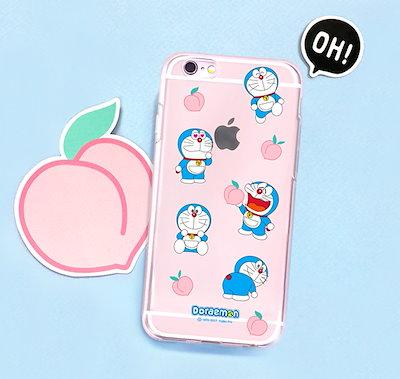 bc61105731 Doraemon ドラえもん シーズン② クリアー ゼリー ケース ♪Galaxy S8/S8 Plus/S7 Edge