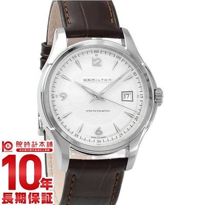 cheap for discount 6fbe2 d15f2 ハミルトンハミルトン ジャズマスター 腕時計 HAMILTON ビューマチック40mm H32515555 [海外輸入品] メンズ 時計 父の日  プレゼント ギフト
