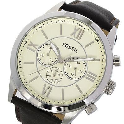 7ad1305e67 Qoo10] フォッシル : フォッシル FOSSIL クロノグラフ ... : 腕時計 ...
