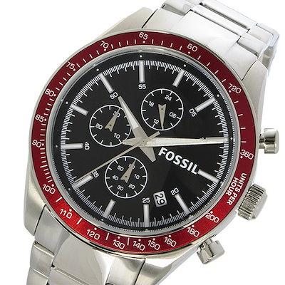 04c6905a24 Qoo10] フォッシル FOSSIL クロノ クオーツ メンズ 腕時計 : フォッシル ...