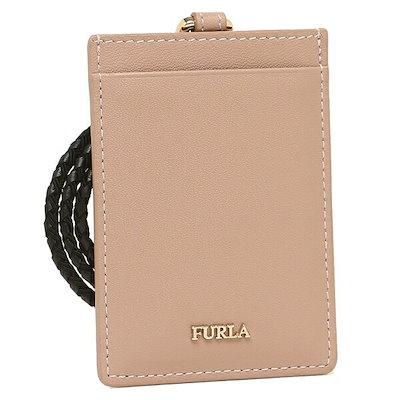 88daea25b491 フルラ カードケース FURLA 978801 PAF9 E35 6M0 LINDA S BADGE HOLDER リンダ IDホルダー レディース