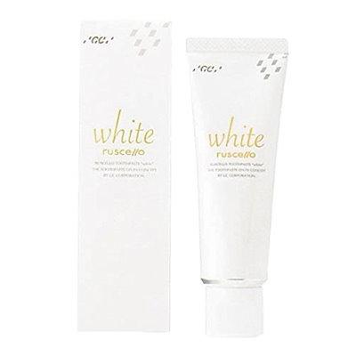 ペースト ルシェロ ホワイト 歯磨き