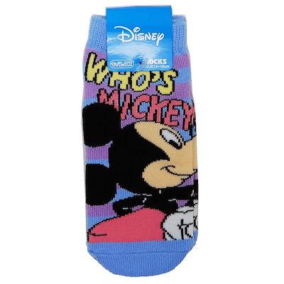 3d76d2e6081098 ミッキーマウス 子供用靴下 キッズソックス おしりフリフリ ディズニー スモールプラネット 13~18cm かわいい