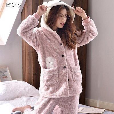 パジャマ モコモコ