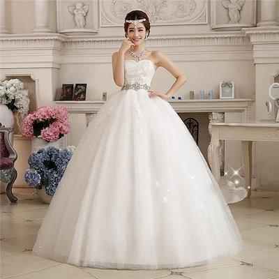 Qoo10 レモンショッピング 花嫁ドレス ウエディングドレス 披露宴