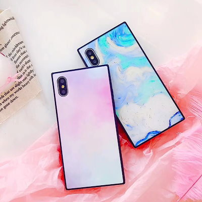 人気商品❤特別価格❤ 韓国の愛のガラスケースカバーfor iphone 8