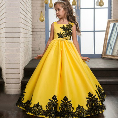 6e5105397fb45 子供ドレス ピアノ発表会 コンクール衣装 フラワーガール キッズドレス 結婚式 卒園式 ...
