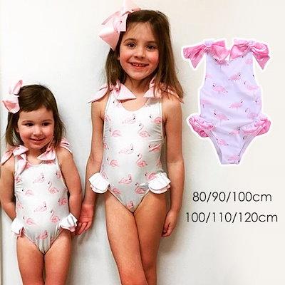Qoo10] 水着 女の子 ベビー水着 女児 ワンピー... : ベビー・マタニティ