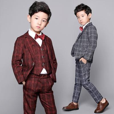 379cc6fe6102f  翌日発送 80-160cm男の子 スーツ キッズ フォーマル 男の子 子供 タキシード フォーマル 子供