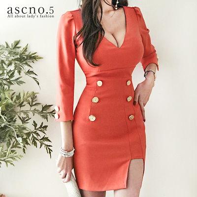 2e6a422e45112  送料無料 韓国スタイル 韓国ファッション 韓国 レディース ファッション ワンピース ワンピ 7分袖