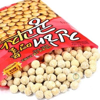 Qoo10] 錦豆菓子110g10袋韓国スースナック子... : 食品