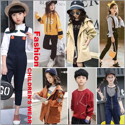 e83cf9d2a515a 长袖 パーカー Tシャツ ズボン 激安韓国ファッション 韓国子供服 女の子-男の子合集