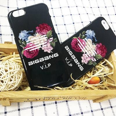 b88fc896eb 韓国かわいい Bigbang iPhone X ケース 花柄 スマホケース iPhone6/6s Plusケース ハードケース
