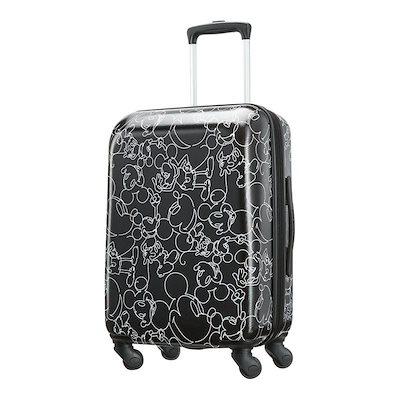 【30%OFF】 アメリカンツーリスター メンズ スーツケース バッグ Mickey Scribbler 20