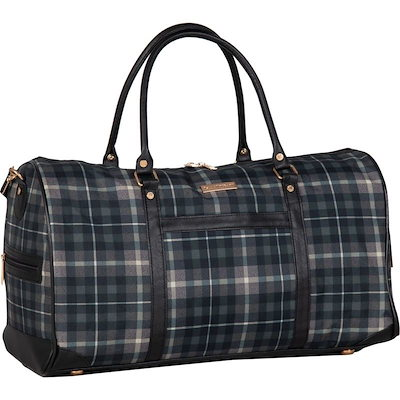 最新の激安 イザックミズラヒ メンズ スーツケース バッグ Carson 22