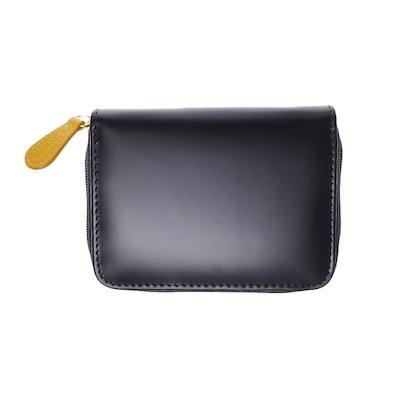 世界的に エッティンガー ETTINGER コインケース 小銭入れ メンズ BH2050JR-BK ブラック イエロー, キュートジュエリー 0fbc4d09