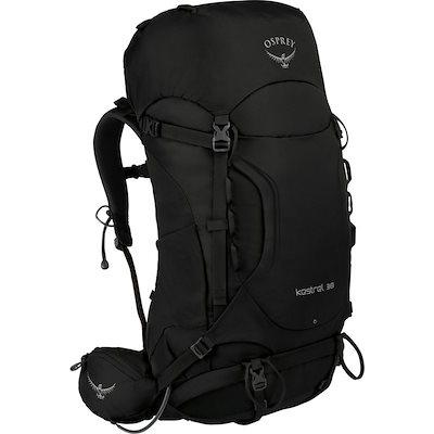 【予約販売品】 オスプレー メンズ バックパック・リュックサック バッグ Kestrel 38 Hiking Pack, CROCUS 89bae539