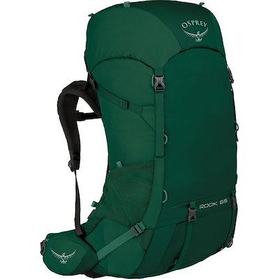 最も優遇の オスプレー メンズ バックパック・リュックサック バッグ Men s Rook 65 Hiking Pack, トータルカーショップ AUVE 971caf42