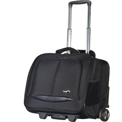 【正規逆輸入品】 オリンピア メンズ スーツケース バッグ The Exec Business Rolling Case, トウジョウチョウ fc97d50d