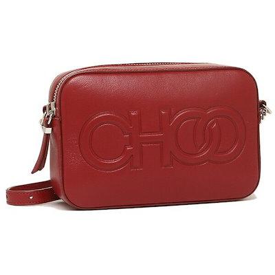 絶対一番安い ジミーチュウ バッグ JIMMY CHOO BALTI PJC RED EMBROIDERED ACROSS BODY BAG レディース ショルダーバッグ RED 赤, 上北郡 6f746cce