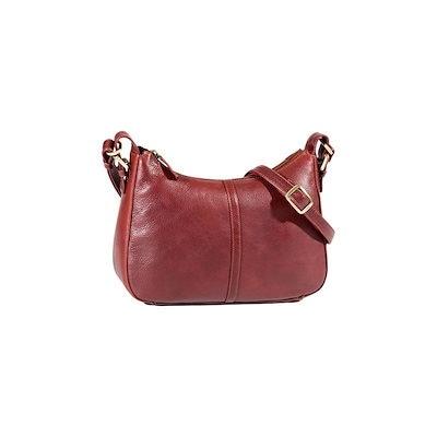 【売れ筋】 デレクアレクサンダー メンズ ショルダーバッグ バッグ Full Top Zip Structured Shoulder Bag, 南海宝飾(卸) d3e8415f