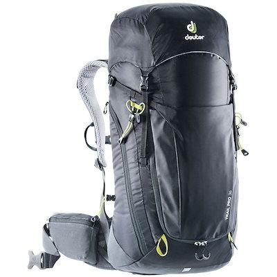 【クーポン対象外】 ドイター メンズ バックパック・リュックサック バッグ Trail Pro 36 Hiking/Climbing Pack, ソーラーショップ光緑 f562572c