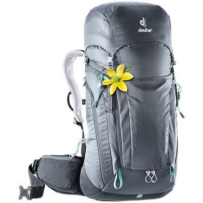 カウくる ドイター メンズ バックパック・リュックサック バッグ Women s Trail Pro 34 SL Hiking/Climbing Pack, モンストラ-ダ dc1033a2